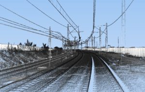 Geocaptiva realiza el escaneo de elementos ferroviarios en marruecos